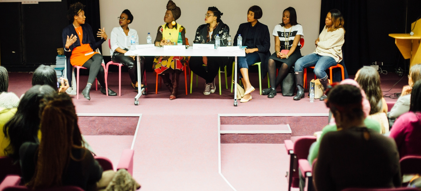 Women of Colour in the Media: It Went Something Like This…
